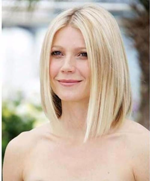 gwyneth paltrow shoulder length bob