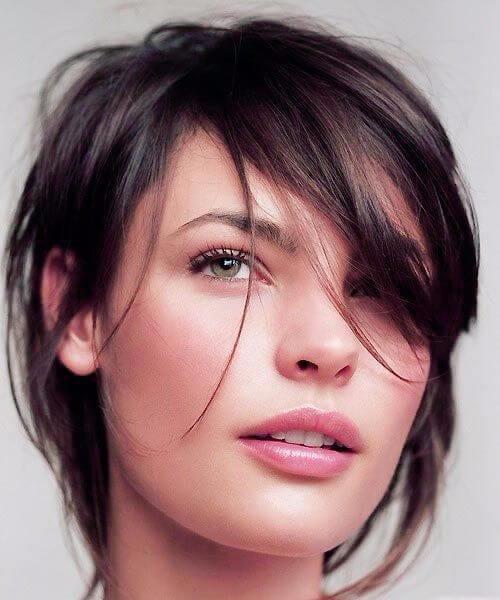 huge bangs limp hair hairstyles for thin hair