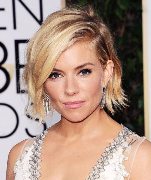 sienna miller hairstyles for thin hair
