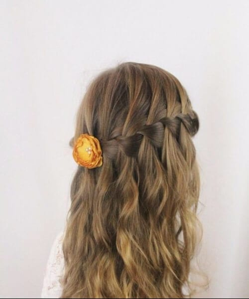 yellow rose little girl hairstyles