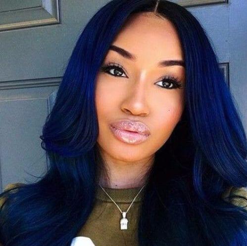 blue velvet weave hairstyles