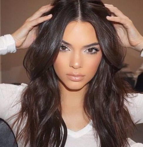 kendell jenner cortes de pelo en capas