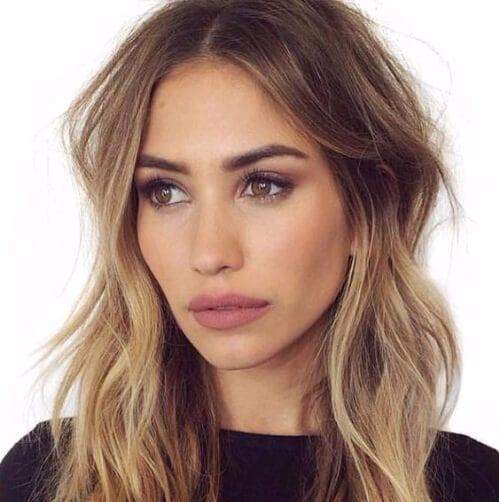 capas de cortes de pelo para cabello fino