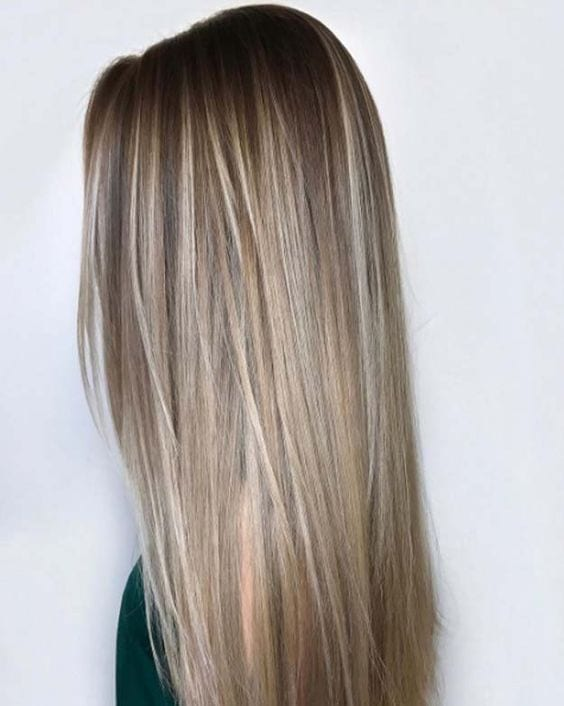 50 fashionable ideas for brown hair with blonde highlights my sandy beige brown hair with blonde highlights pmusecretfo Images