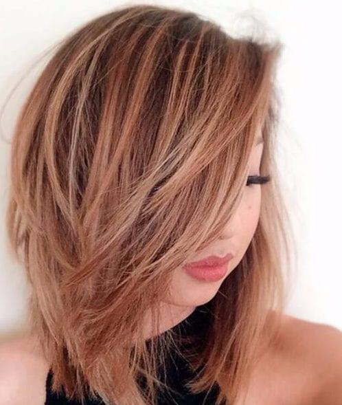 50 Fresh Medium Length Hairstyles - My New Hairstyles