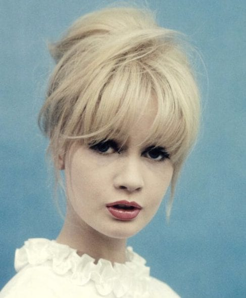50 Flirty Hairstyles with Bangs - My New Hairstyles