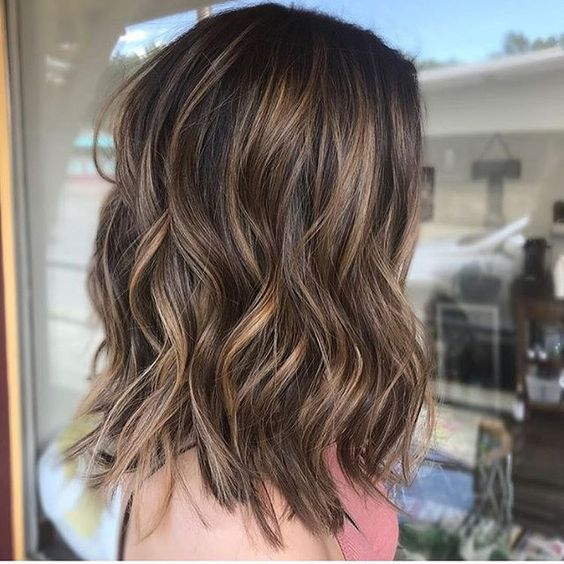 Light brown hair with brassy blonde highlights brown hair with blonde highlights
