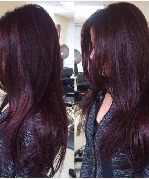 Dark Brown Hair Color Ideas Tumblr