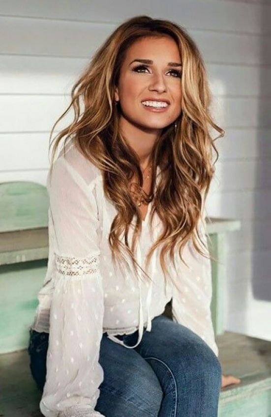 50 fashionable ideas for brown hair with blonde highlights my blonde and caramel to toffee and honey brown hair with blonde highlights pmusecretfo Gallery