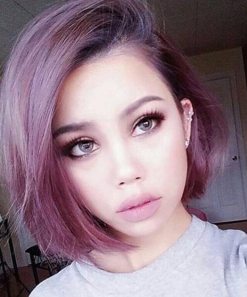 opera mauve plum hair color