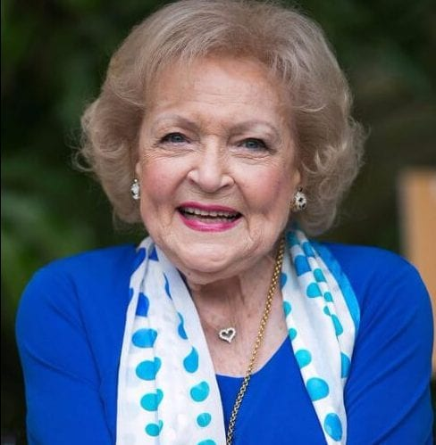 betty white hairstyles for women over 60
