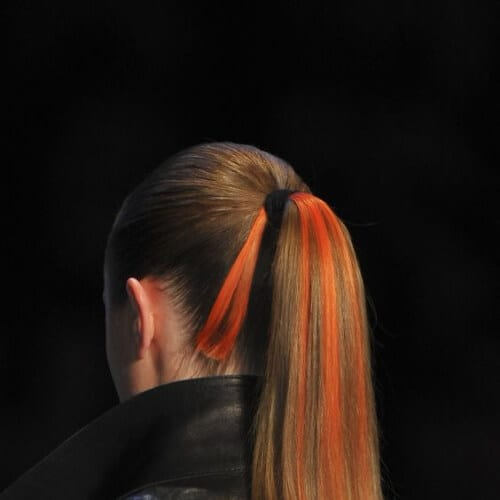 50 colorful peekaboo highlights my new hairstyles autumn blonde and peekaboo highlights solutioingenieria Image collections