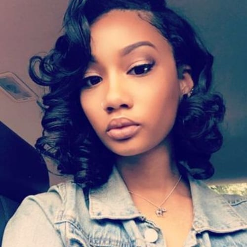 sweet curls bob hairstyles for black women