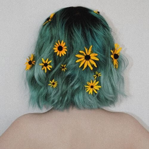 teal prom hairstyles for short hair