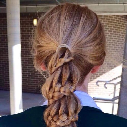 carousel braid hairstyles for long hair