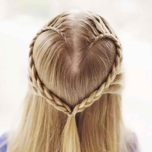 valentines day blonde hairstyles