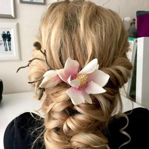 wedding braid hairstyles for long hair