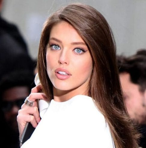 emily didonato chestnut hair color
