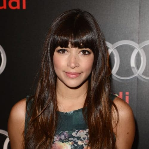 hannah simone chestnut hair color