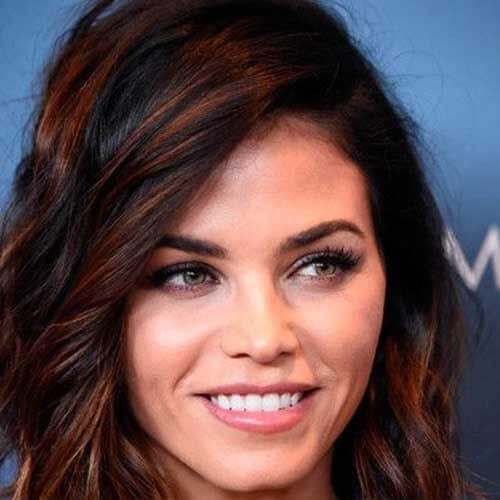 jenna dewan chestnut hair color