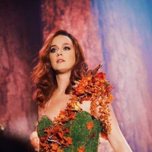 autumn katy perry hairstyles
