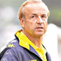 Super Eagles will Beat England to the CoreCore --Gernot Rohr