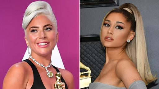 Undefined Lady Gaga Shares Behind The Scenes Video Of Rain On Me With Ariana Grande Yahoo Com Undefined World News Data 170 Countries