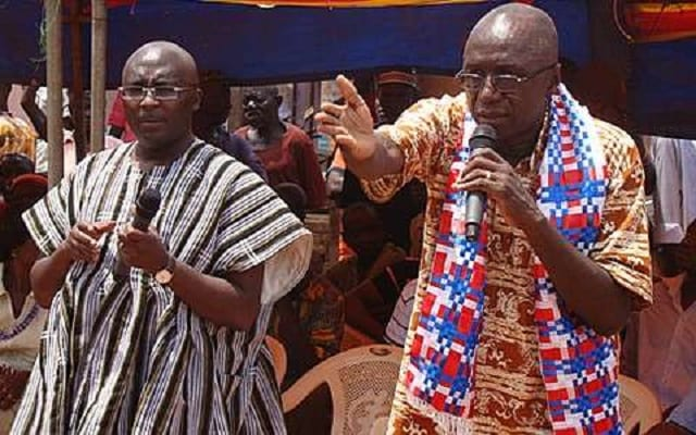 Who is Ambrose Dery?