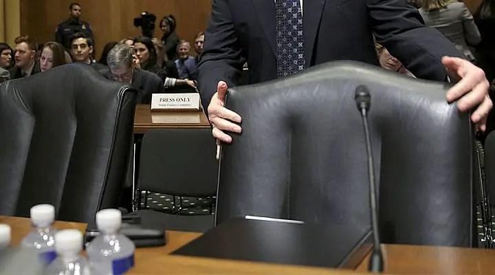 Democrats boycott health and treasury picks