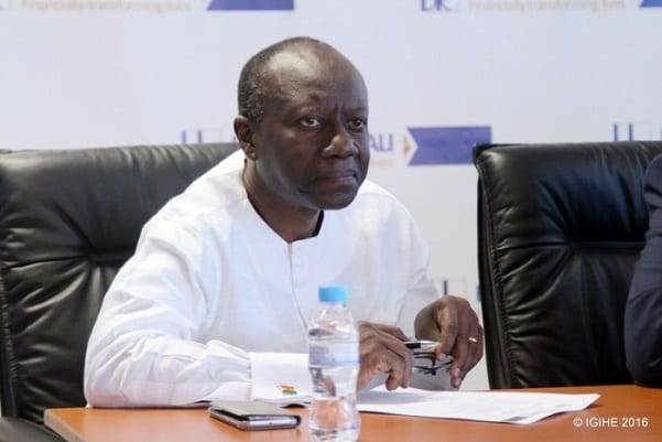 Gov't committed to economic freedom – Ofori-Atta
