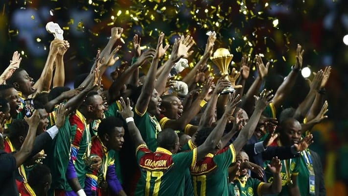 AFCON 2017 Finals in Pictures