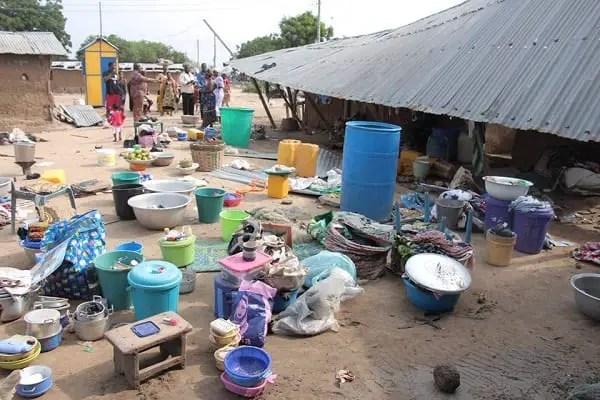 300 Rendered Homeless in Ningo-Prampam by rainstorm