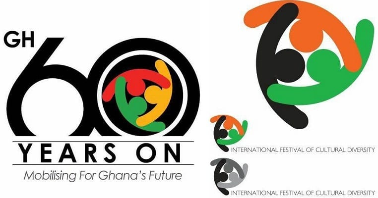 Confusion over Ghana @60 Logo, some say its Plagiarized