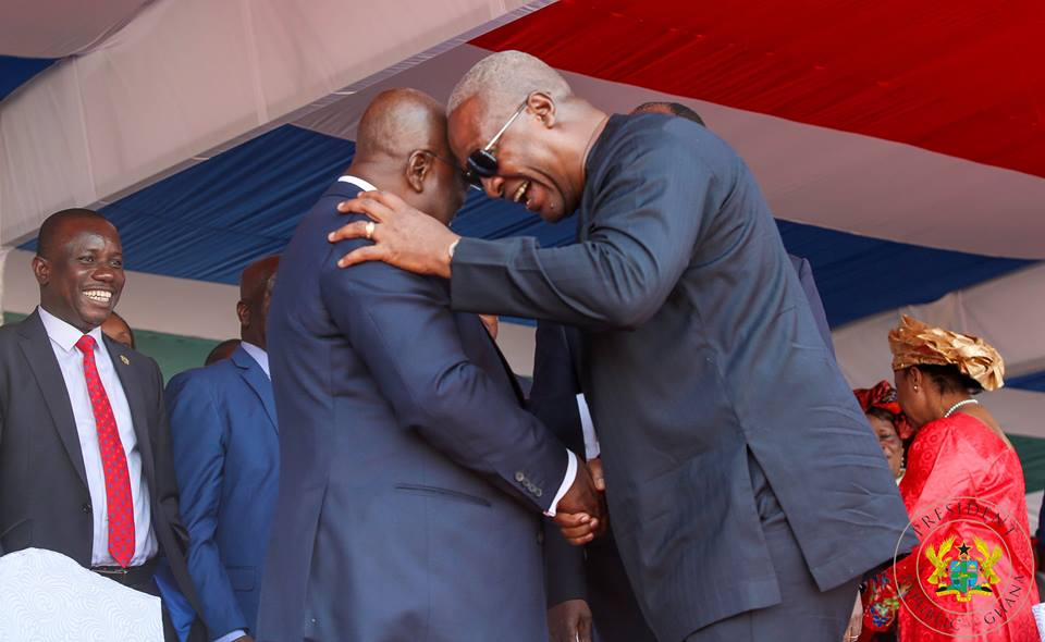 Our commitment to Ghana and Africa is unshakable-Mahama