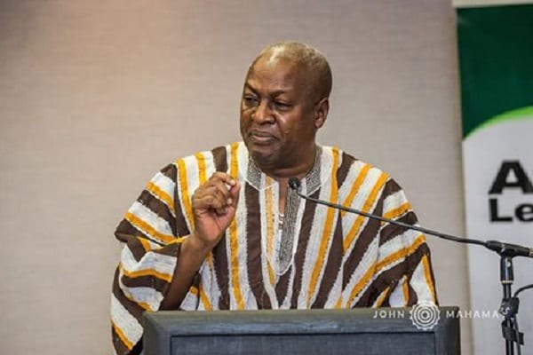 Mahama's Address at the 2016 African Leadership Magazine Person of the Year Awards- Johannesburg, South Africa