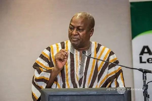 OPEN LETTER to John Dramani Mahama, Ghana's youngest ex-president