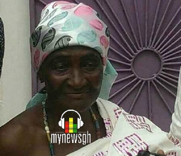 Meet the 83-year-old sister of Otumfuo and new Asantehemaa