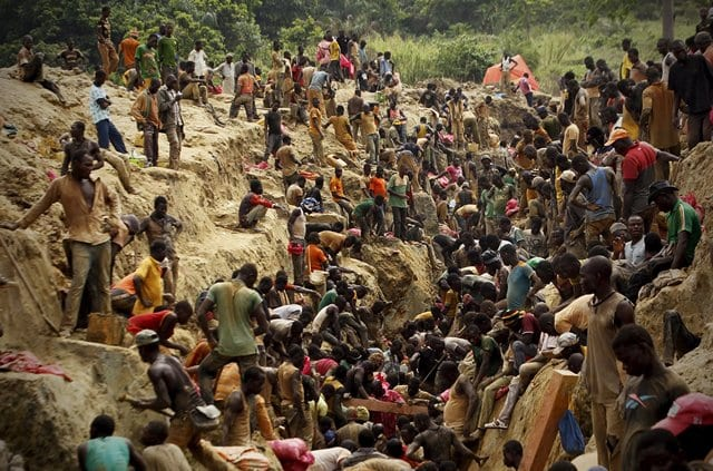 Small-Scale miners to drag government to court over extension of ban