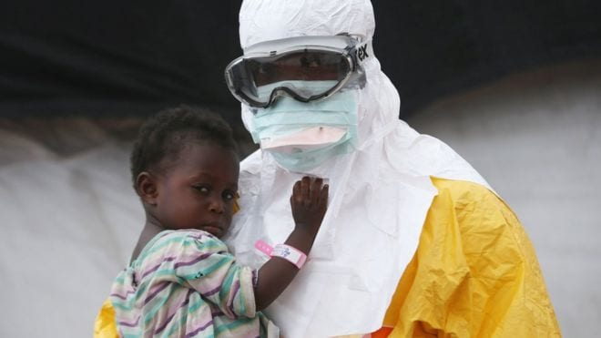 Ebola 'super-spreaders' cause most cases
