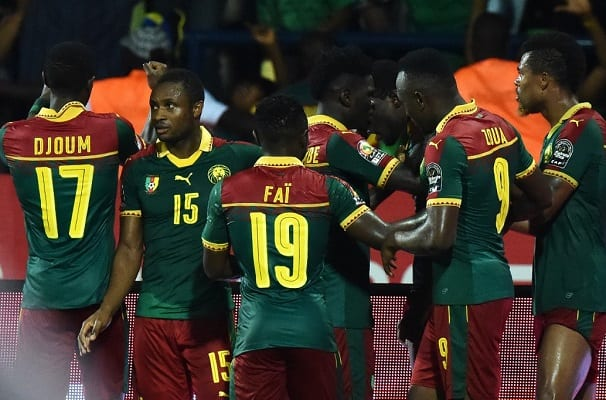 Cameroon beat Ghana to reach Cup of Nations final