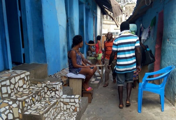VIDEO:The Real Picture  of Adum Prostitutes  in the daytime
