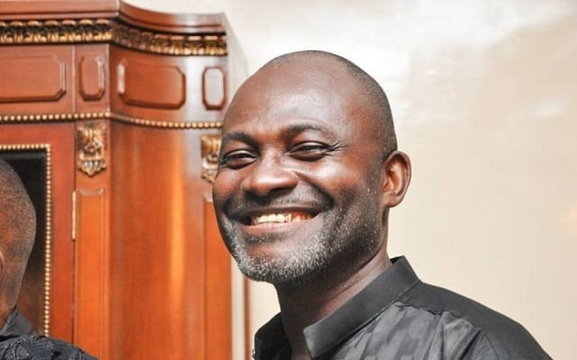 Elders of NPP must stop calling me when I am 'talking'- Ken Agyapong