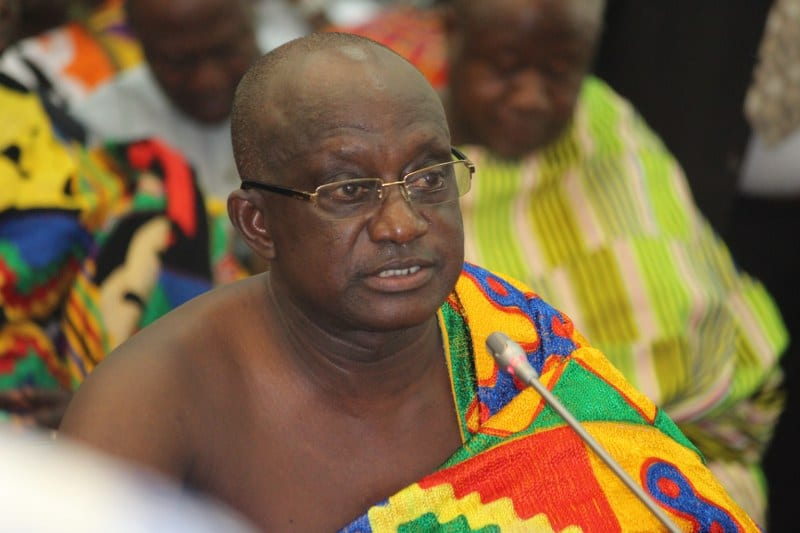 Minister to put NDC serial caller behind bars over unsubstantiated allegations