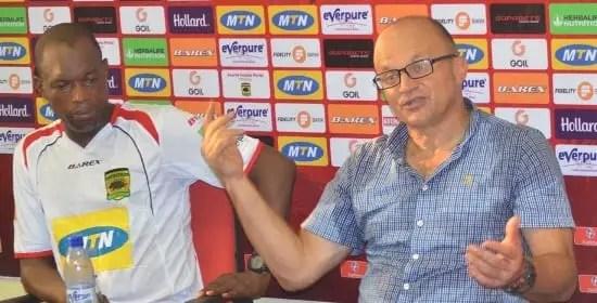 Asante Kotoko coach Zdravko Lugarusic claims the local game is in a decline