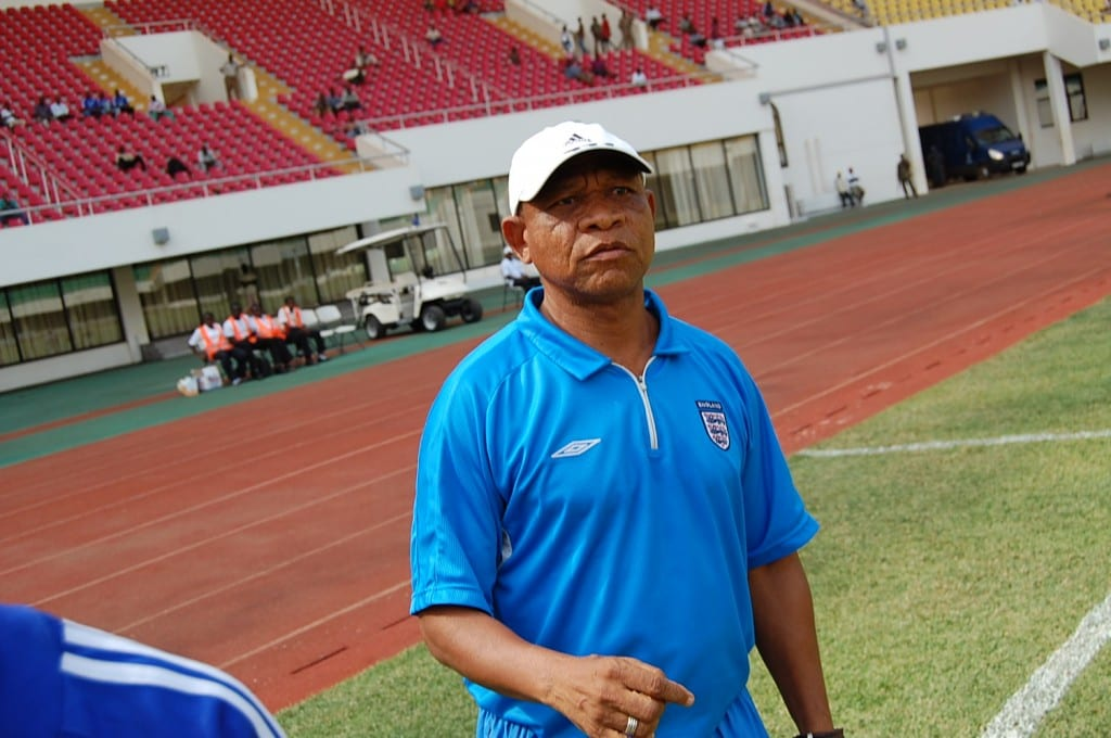 "Golden Boy"" Razak eyes Black Stars coaching job"