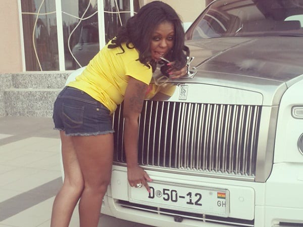 I own a Luxurious House and Several Cars- Afia Schwarzenegger