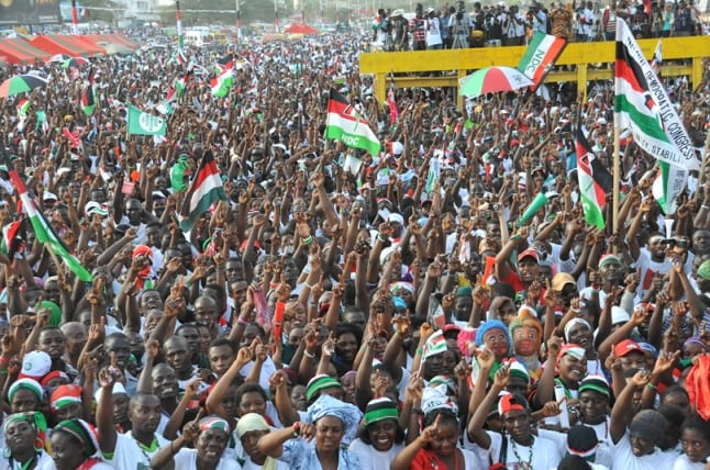 NDC to Demonstrate Against Gov't Feb 24