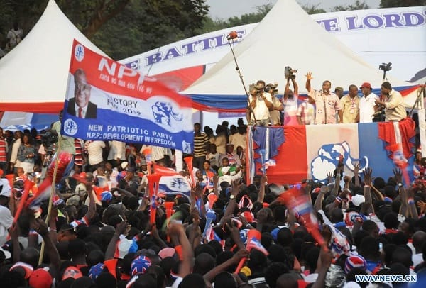 NPP shocked by attack on Eric Opoku; calls on police to arrest perpetrators