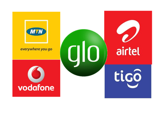 Services  and  Charges of Telecommunication Companies In Ghana