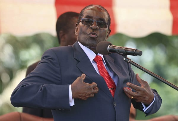 I am the people's choice for 2018 election-Mugabe